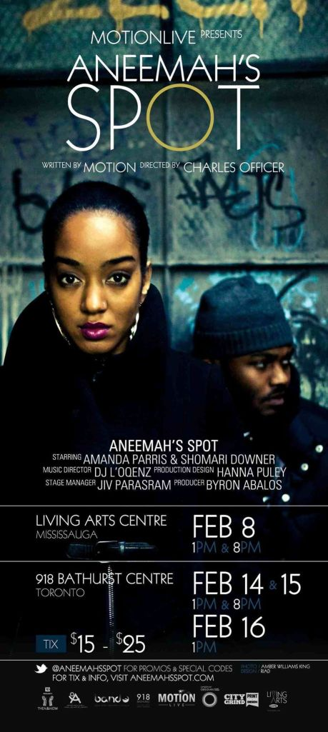 Aneemah's Spot