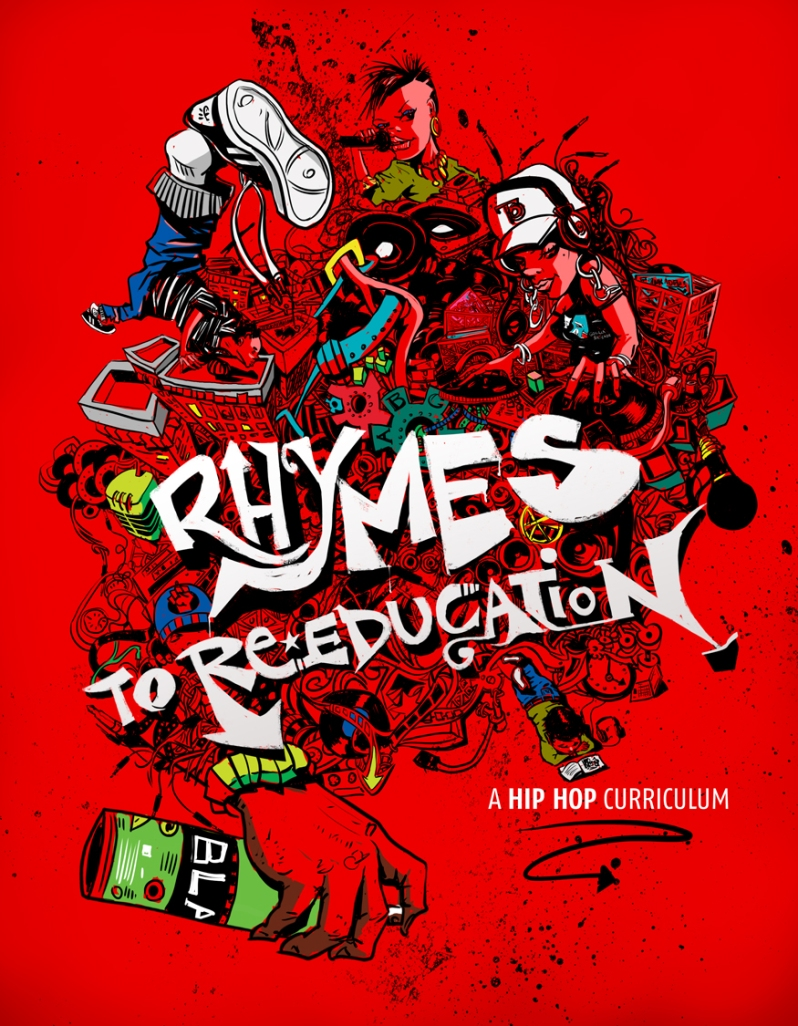Rhymes to Re-Education Flyer