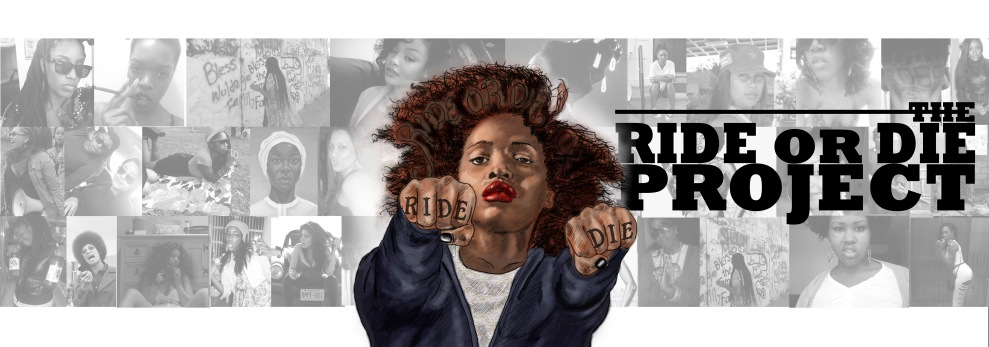 ride or die X banner